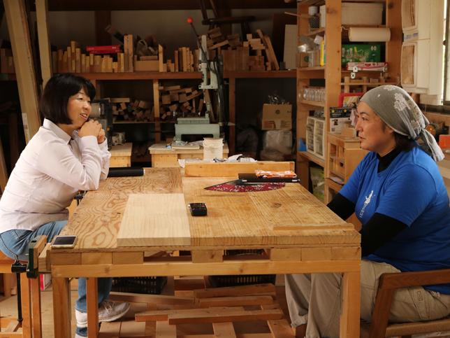 第1回:工房彩家 古田光さん | 心財育成株式会社